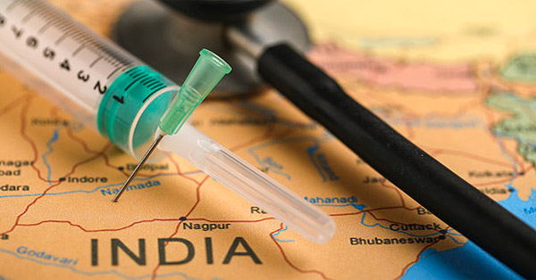 COVID Indiában