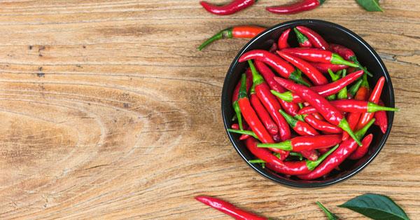Csípős paprika | TermészetGyógyász Magazin