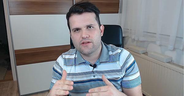 Dr. Novák Hunor gyermekorvos