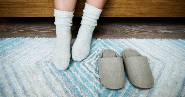 hideg láb és magas vérnyomás