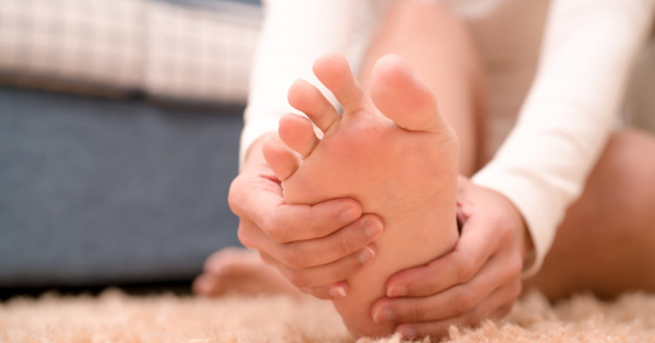 A lábfejzsibbadás