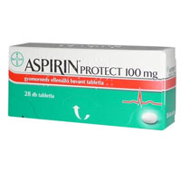 Aspirin Protect 100 mg tabletta