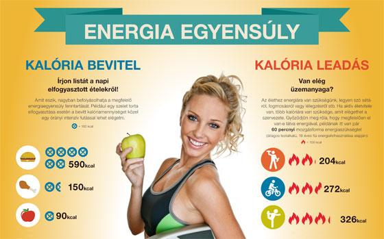 Mit jelent az energiaegyensúly?