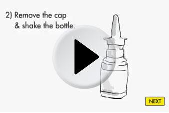 Orrspray használata