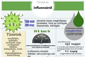 Tények az influenzáról