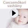 Csecsemőkori vashiány