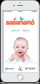 Baba napló applikáció