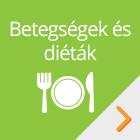 Betegségek és diéták