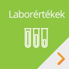 Laborértékek