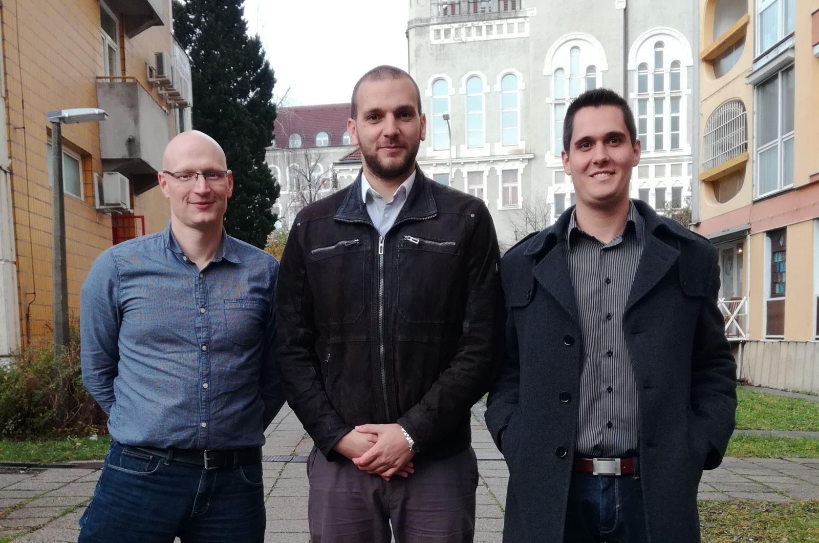 Dr. Gasz Balázs, Maróti Péter, Varga Péter