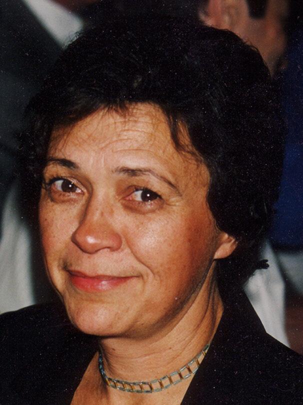 Dr. Gruiz Katalin, a Down Alapítvány elnöke