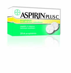Aspirin Plus C