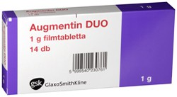 Augmentin Duo 875
