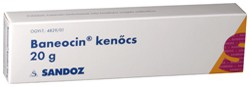 Baneocin kenőcs