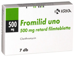 Fromilid Uno 500