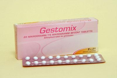 Gestomix 20