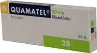 Quamatel filmtabletta (200 mg, 28 szem)