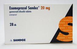 Esomeprazol SANDOZ 20