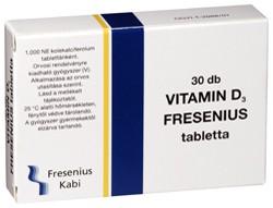 VITAMIN D3 Fresenius
