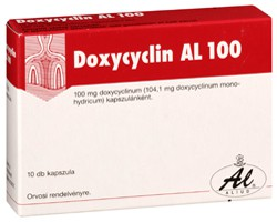 DOXYCYCLIN AL