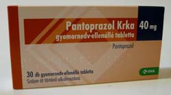 Pantoprazol KRKA 40