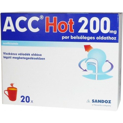 Acc Hot 200