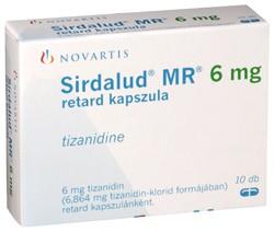 Sirdalud Mr 6