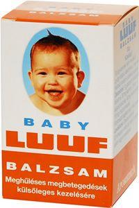 Baby Luuf balzsam