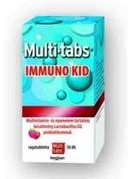 Multi-tabs Immuno Kid