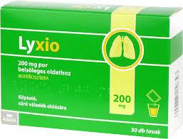 Lyxio 200