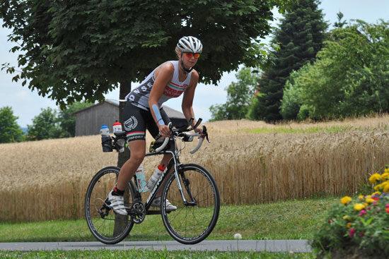 Sándor Judit az Ironman-en