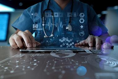 Egészségügyi digitalizáció