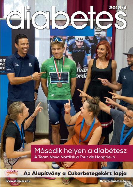 Diabetes, az Alapítvány a Cukorbetegekért lapja