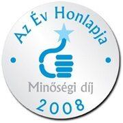 Minőségi Díj 2010