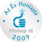 Minőségi Díj 2009