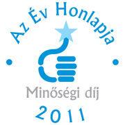 Minőségi Díj 2011