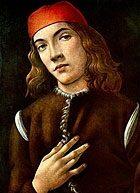 Fiatal férfi arcképe
