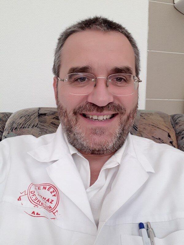 Laczkó Zsolt kórházlelkész