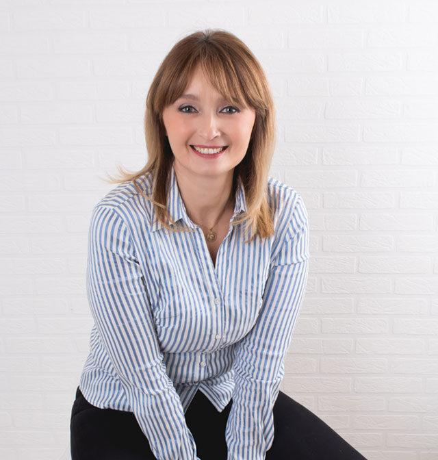 Nagy Anna, az Egyedülálló Szülők Klubja Alapítvány elnöke