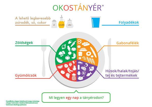 egészséges napi étkezés a fogyás érdekében)