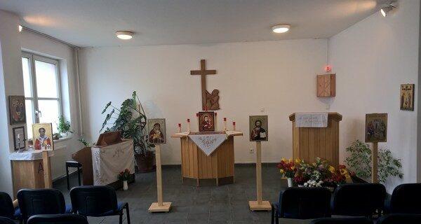 Ökumenikus kápolna a Debreceni Egyetem Kenézy Gyula Egyetemi Kórházban