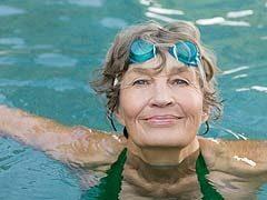Úszás - A kép illusztráció