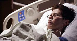 COVID-beteg kórházi terápia