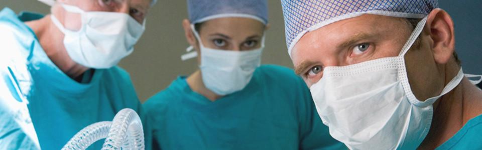 Műtétek, sebészet