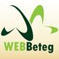 WEBBeteg alkalmazás