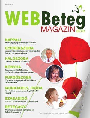 Lapozgassa a WEBBeteg Magazint!