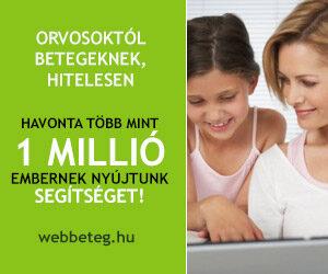 WEBBeteg egészségportál