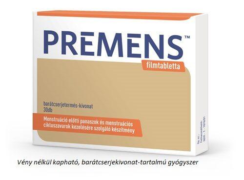 PMS tünetek