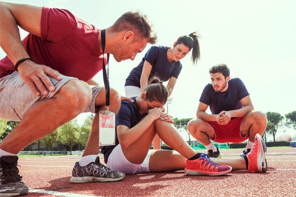 sportsérülés