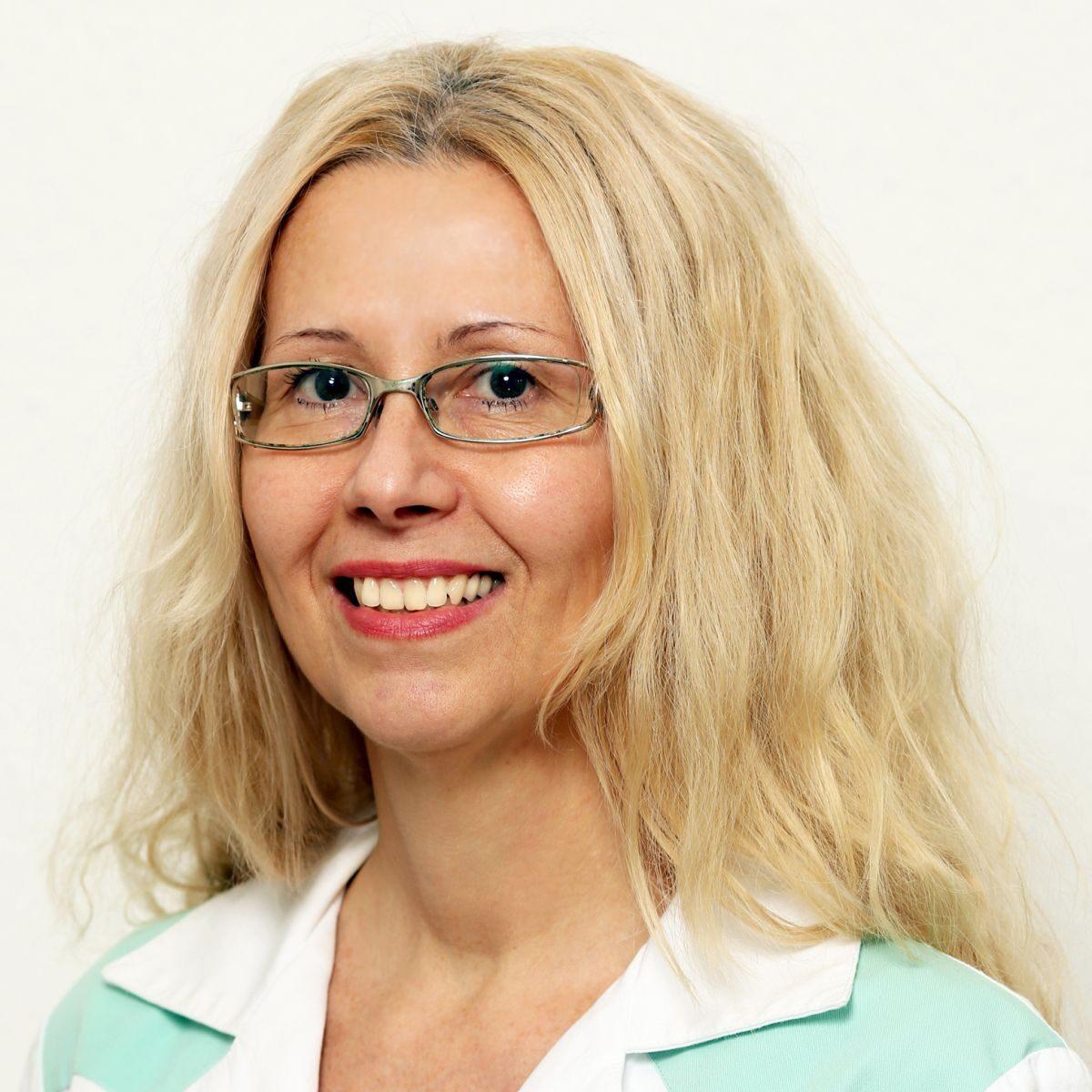 Dr. Sárdi Krisztina, belgyógyász, gasztroenterológus